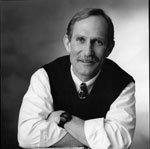 Figure 11 : Peter Agre (né en 1949), prix Nobel de chimie 2003 (photo John Hopkins School of Medicine, Baltimore, Md).