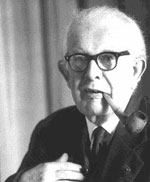 Figure 2: Jean Piaget (1896-1980, psychologue suisse (photo Université de Genève)