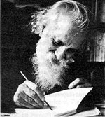 Figure 6 : le philosophe et épistémologue Gaston Bachelard (1884-1962) (photo site Université de Lille)